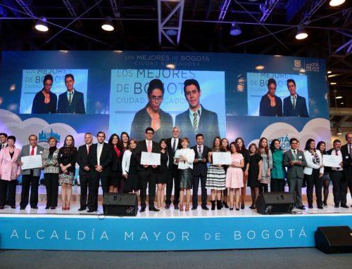 El Colegio ha sido premiado por la Alcaldía Mayor de Bogotá